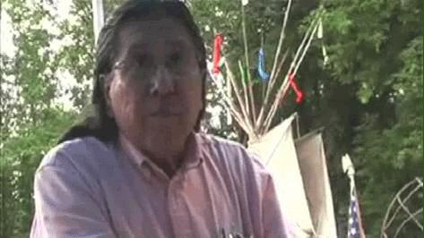 Chris Mato Nunpa, Ph. D. (Retired) Dakota, Wahpetunwan (